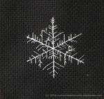Simple Snowflake Pattern