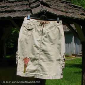 Sarracenia skirt